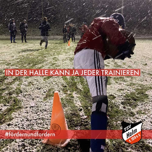 TSV Holm Training DJugend